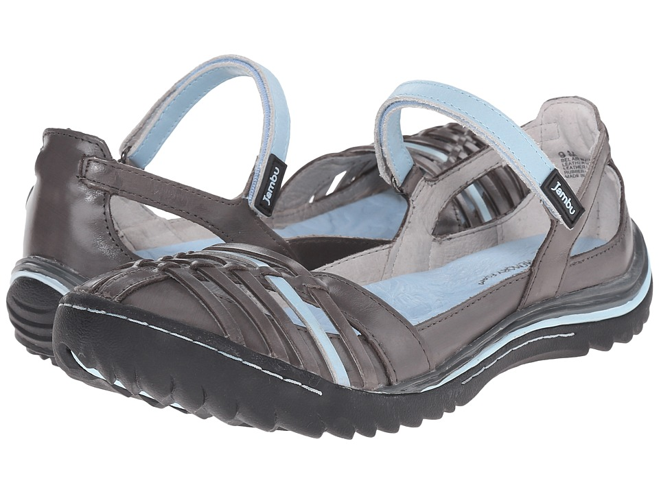 Jambu - Bel Air (Grey) Women's Shoes