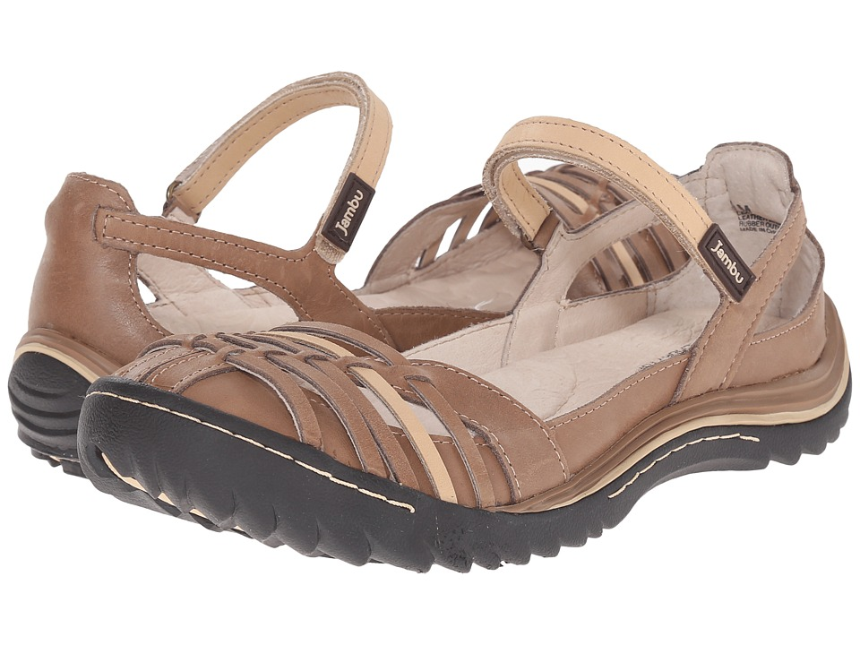Jambu - Bel Air (Latte) Women's Shoes