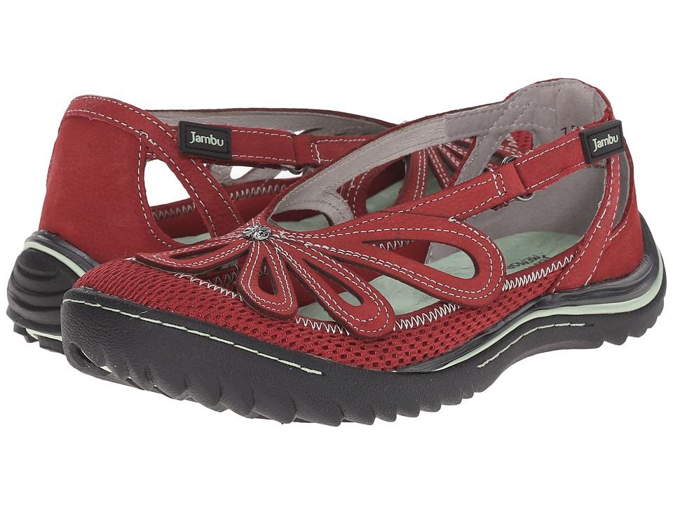 Jambu - Marisol (Red) Women's Shoes