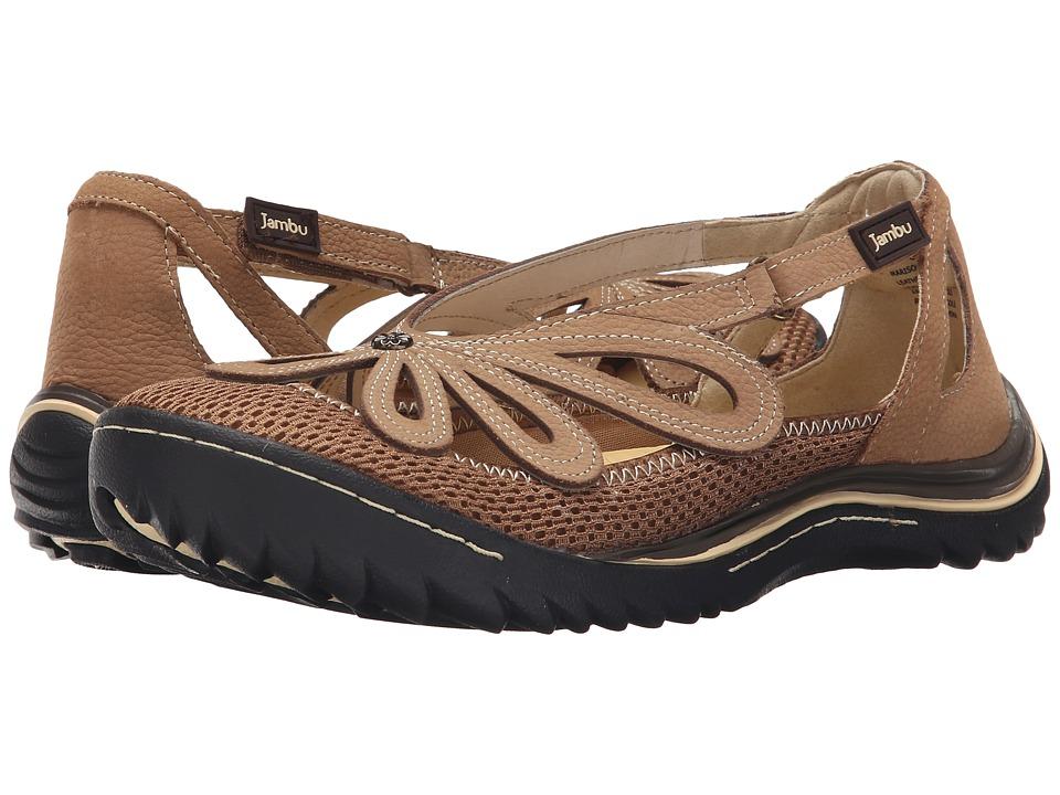 Jambu - Marisol (Taupe) Women's Shoes