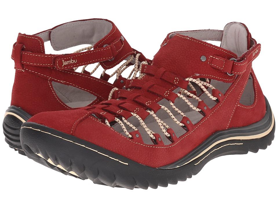 Jambu - Bondi (Red) Women's Shoes