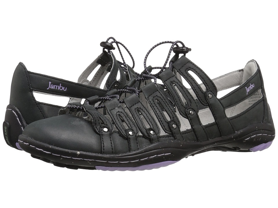Jambu - El Dorado (Black) Women's Shoes