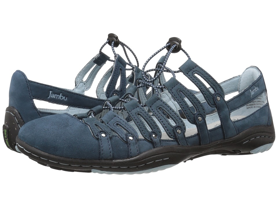 Jambu - El Dorado (Navy) Women's Shoes