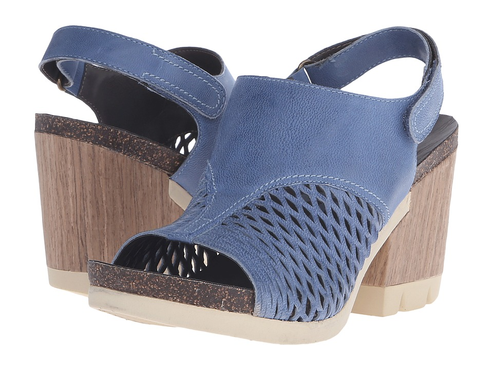 OTBT - Jet Set (Blue) High Heels