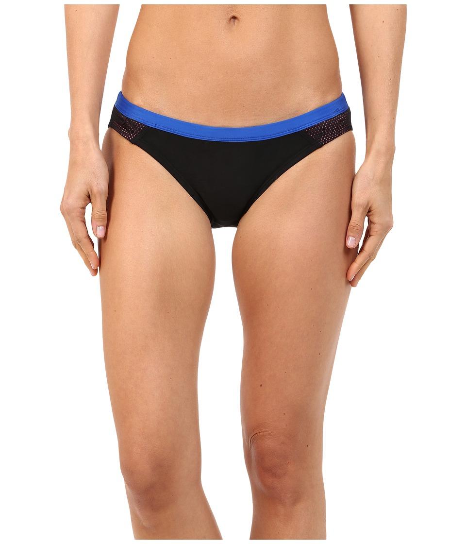 Nike - Briefs (Black) Women's Swimwear