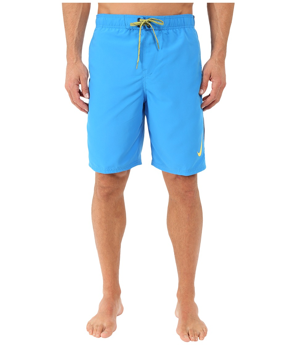 Nike - Color Surge Sway 9 Volley Short (Photo Blue) Men's Swimwear