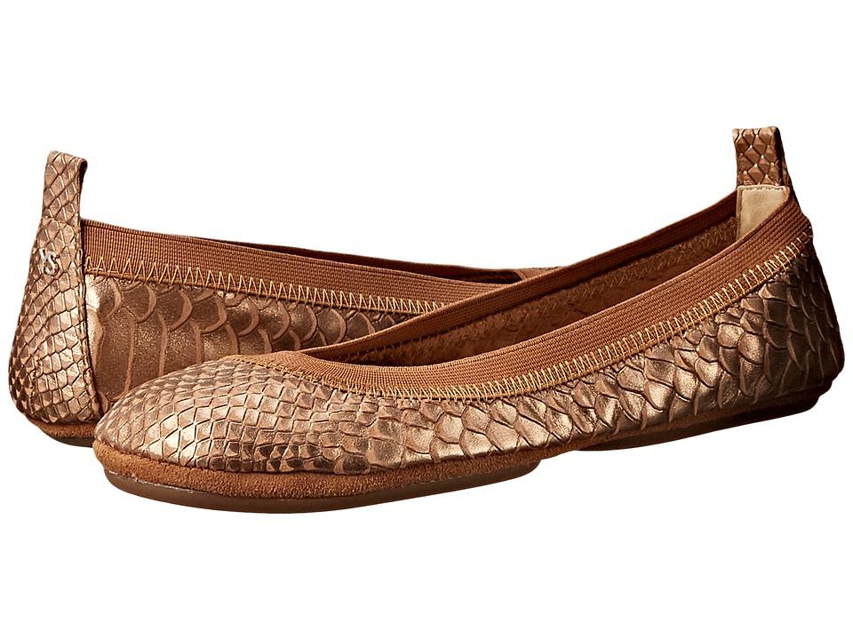 Yosi Samra - Samara (Sienna) Women's Flat Shoes