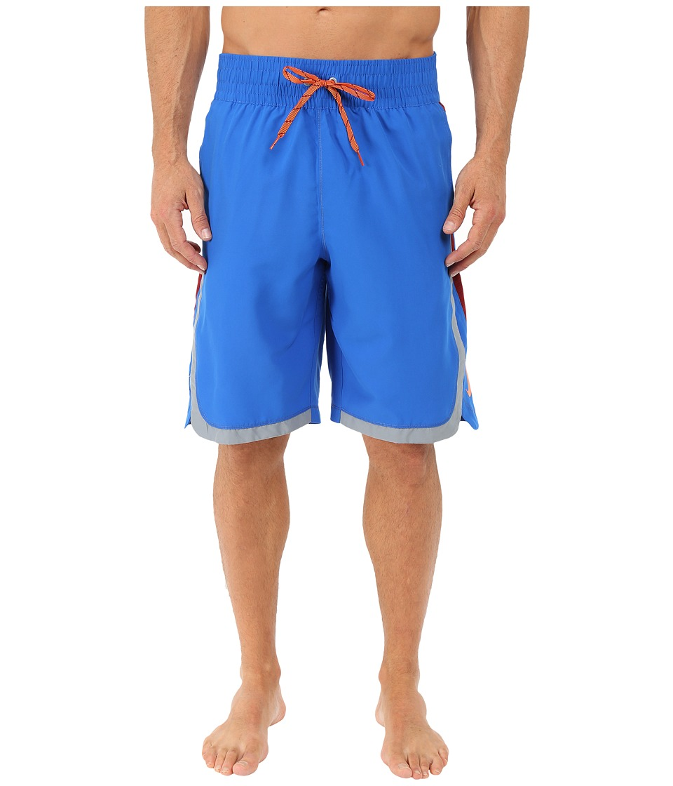 Nike - Color Surge Beacon 11 Volley Short (Hyper Cobalt) Men's Swimwear