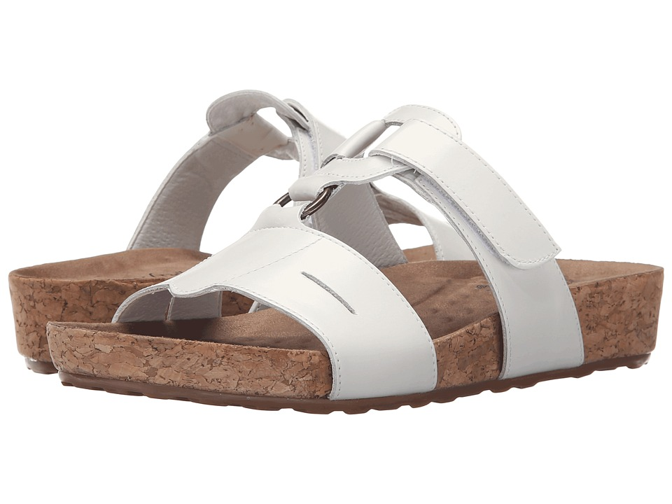 Walking Cradles - Penny (White Soft Antanado/Cork Wrap) Women