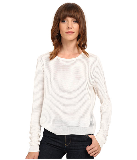 Olive & Oak - Essential Sweater (White) Women's Sweater