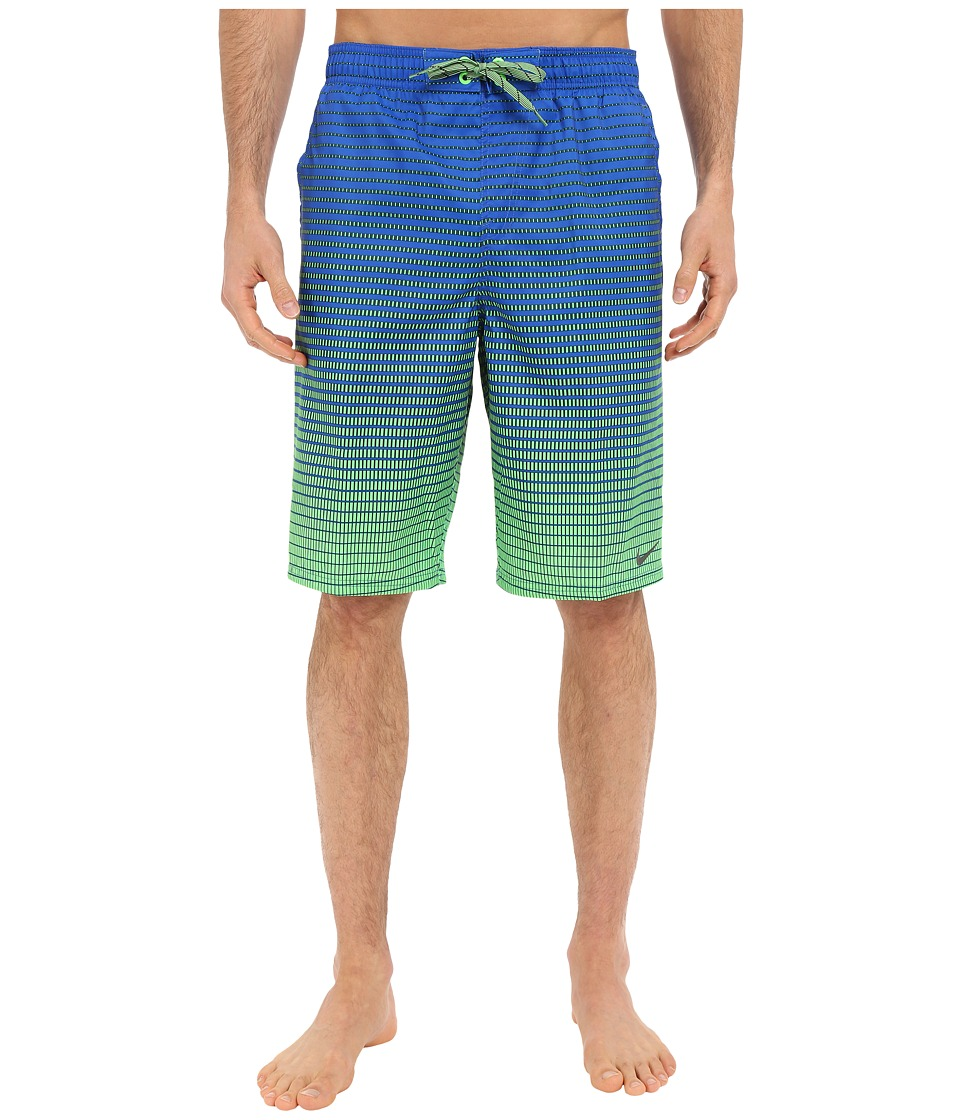 Nike - Continuum 11 Volley Short (Voltage Green) Men's Swimwear