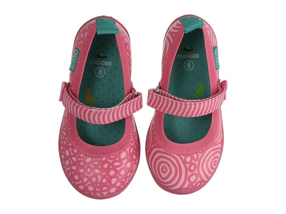 CHOOZE - Jump (Toddler/Little Kid) (Compassion) Girl's Shoes
