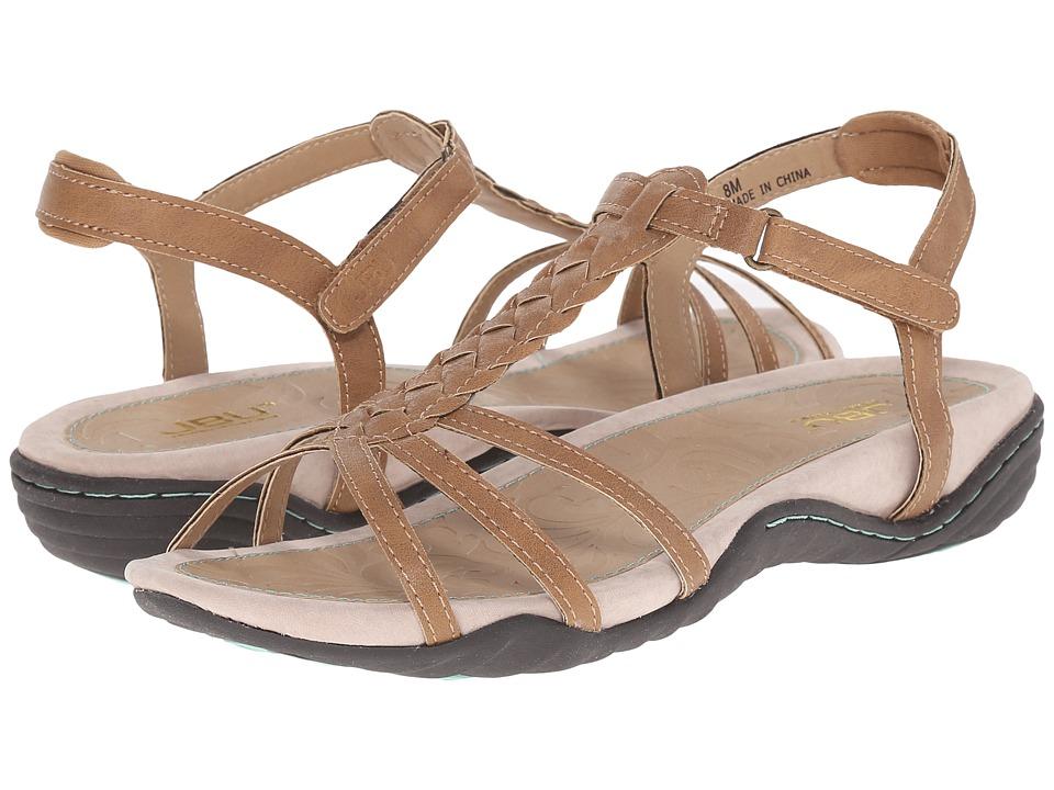 JBU - Azalea (Espresso) Women's Sandals