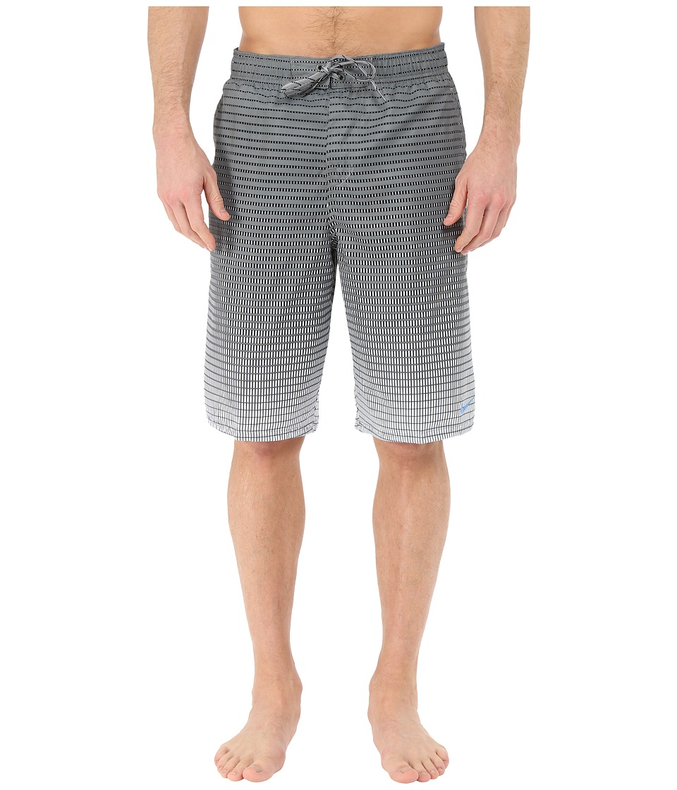 Nike - Continuum 11 Volley Short (Classic Charcoal) Men's Swimwear
