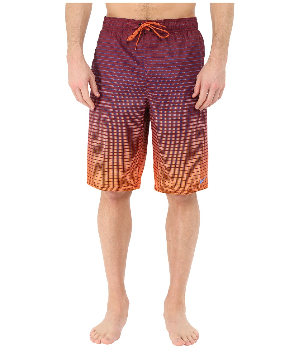 Nike - Continuum 11 Volley Short (Team Red) Men's Swimwear