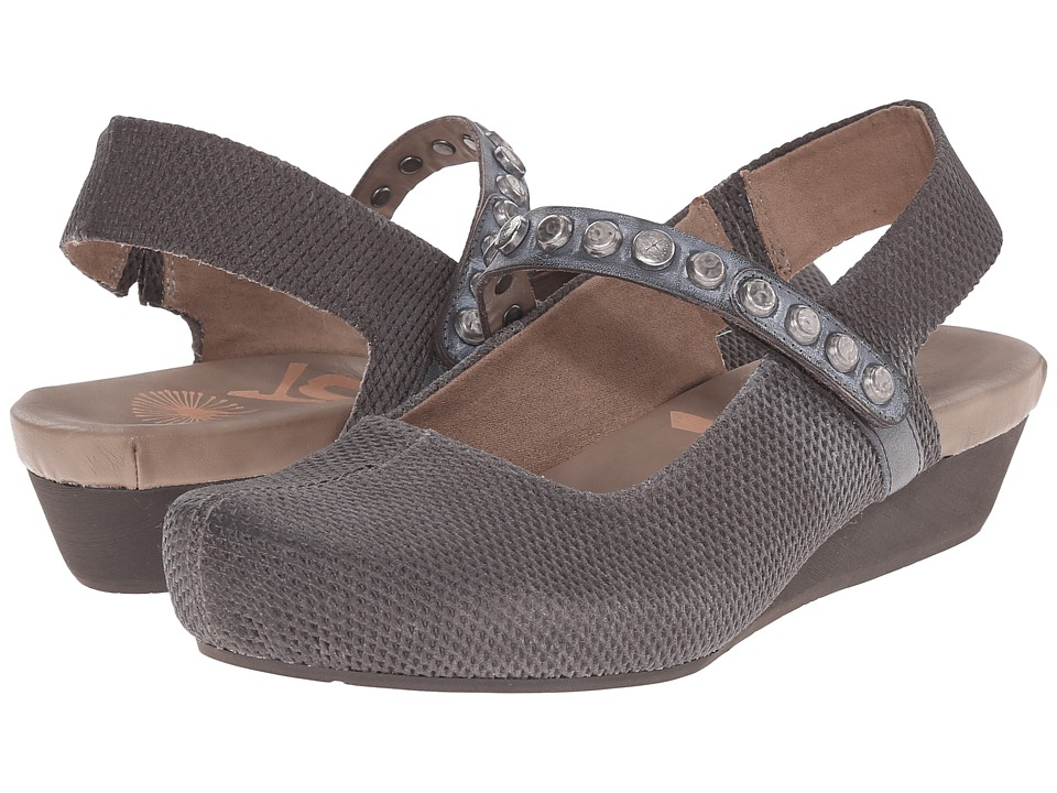 OTBT - Traveler (Soft Grey) Women's Shoes