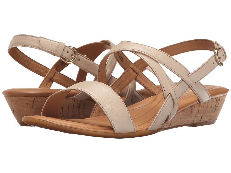 Born - Porta (Natural) Women's Lace up casual Shoes