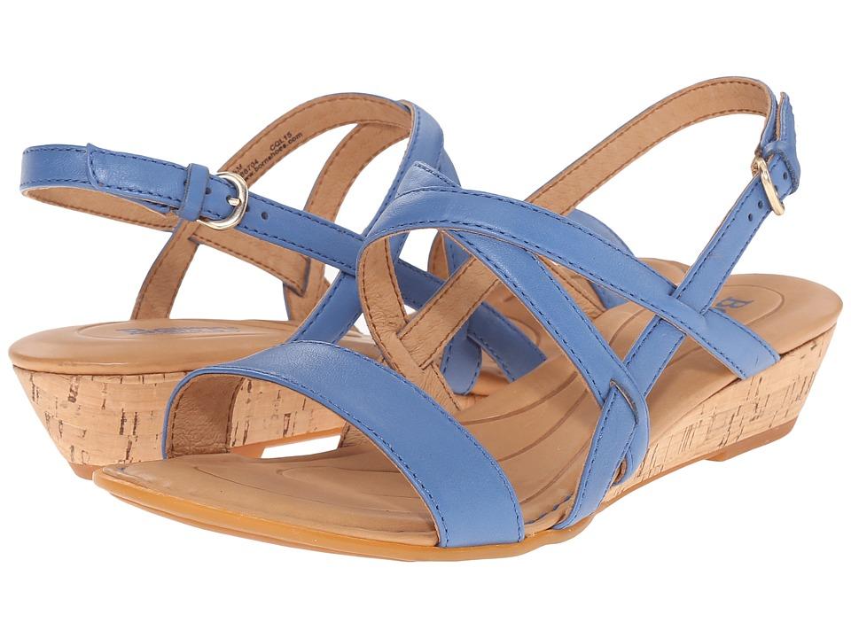 Born - Porta (Blue) Women's Lace up casual Shoes