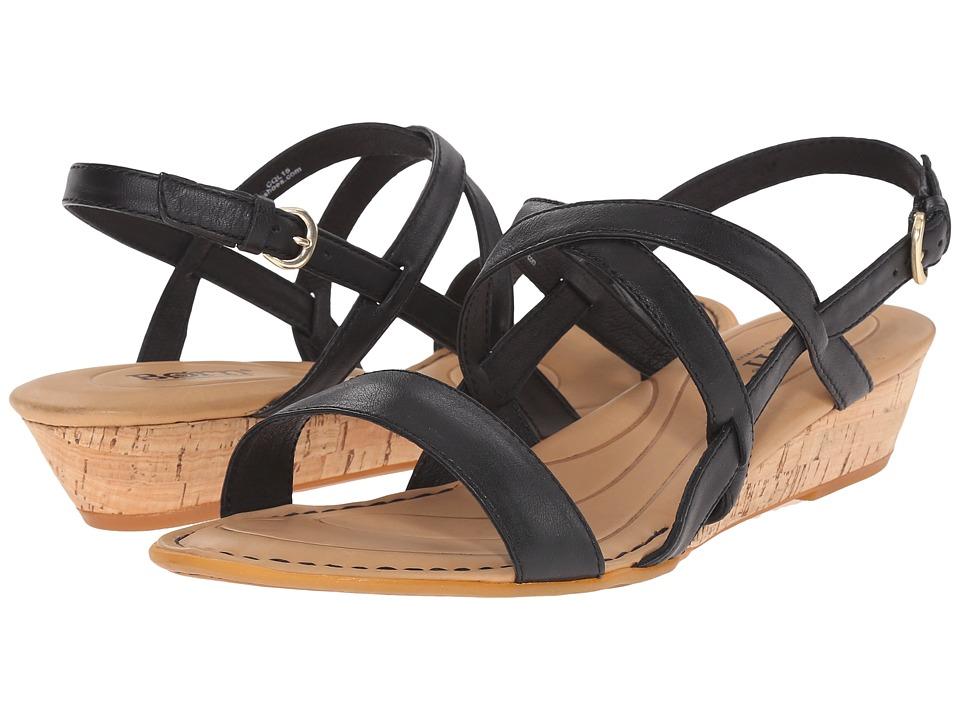 Born - Porta (Black 2) Women's Lace up casual Shoes