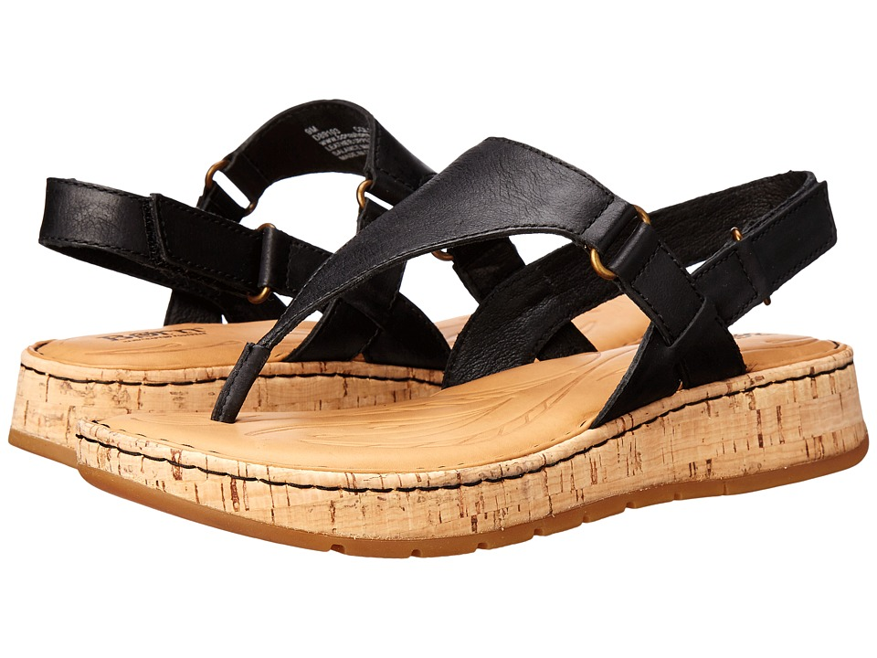 Born - Jenelle (Black) Women's Sandals