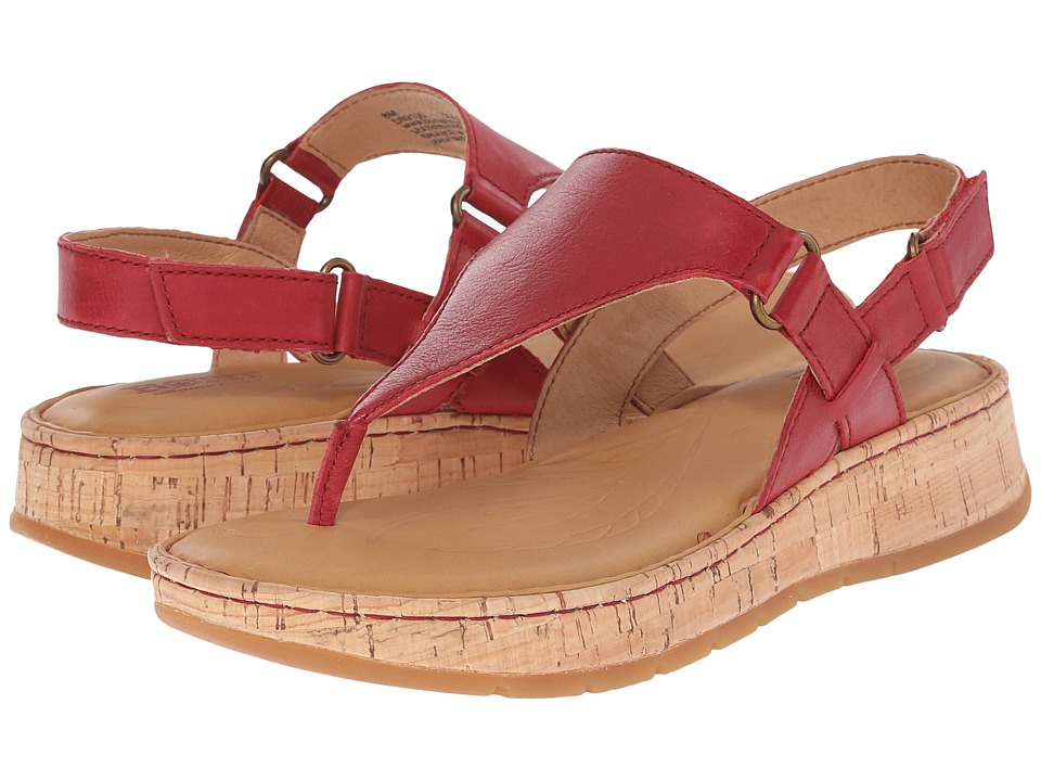 Born - Jenelle (Campari) Women's Sandals