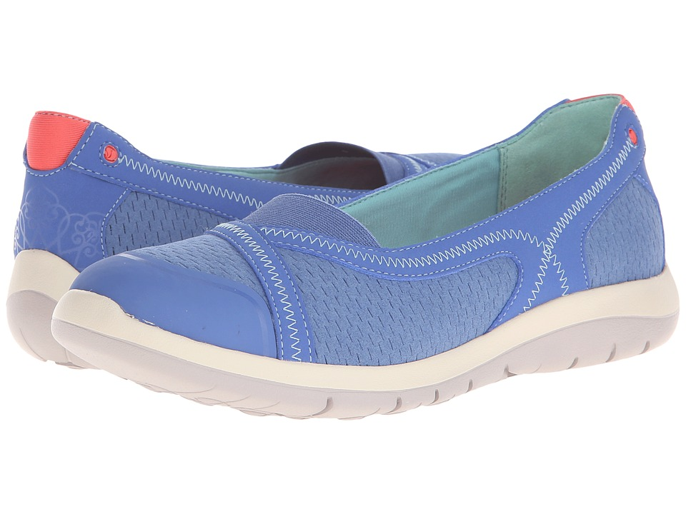 Rockport Cobb Hill Collection Cobb Hill FitSpa (Blue) Women's Flat Shoes