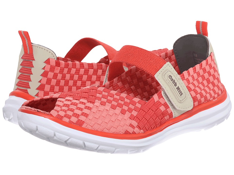 Rockport Cobb Hill Collection Cobb Hill Wink (Coral Multi) Women