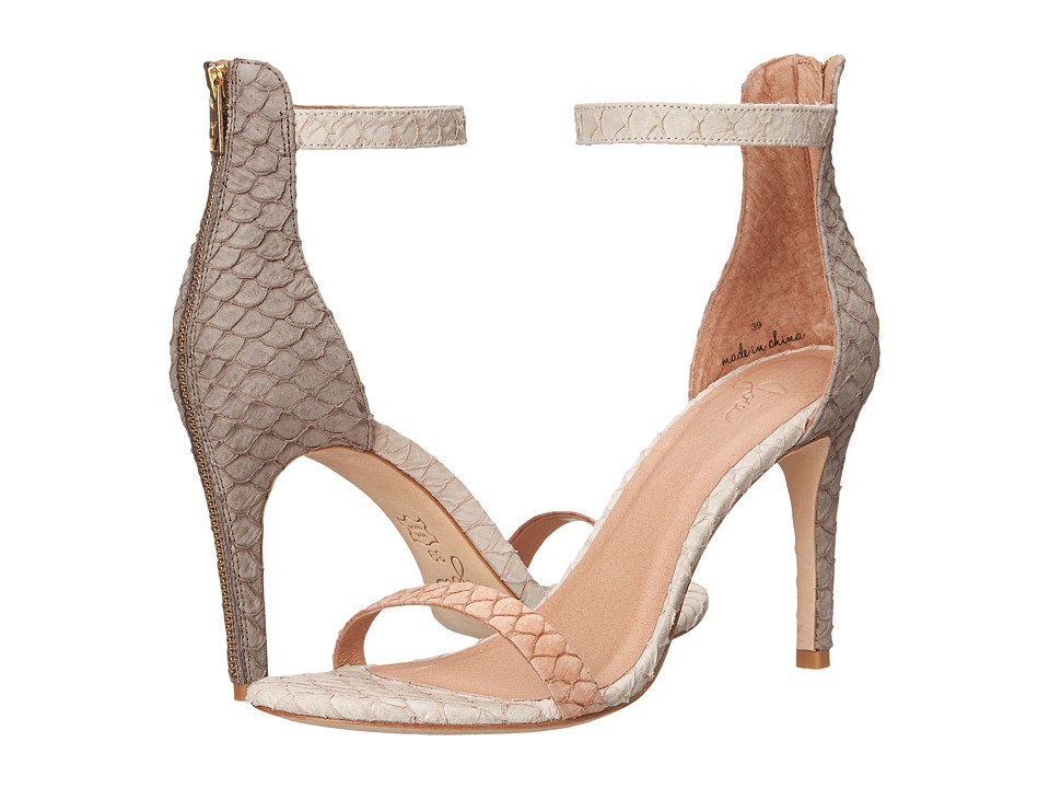 Joie - Abbott (Clay/Dove/Parchment Sea Skin) High Heels