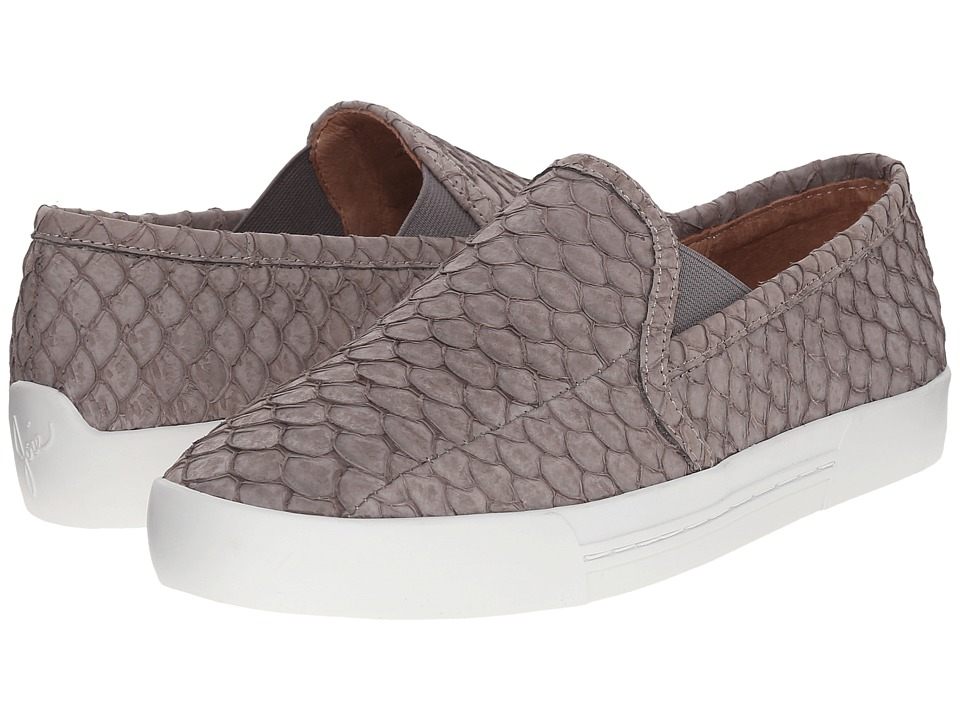 Joie - Huxley (Dove Sea Skin) Women's Slip on Shoes
