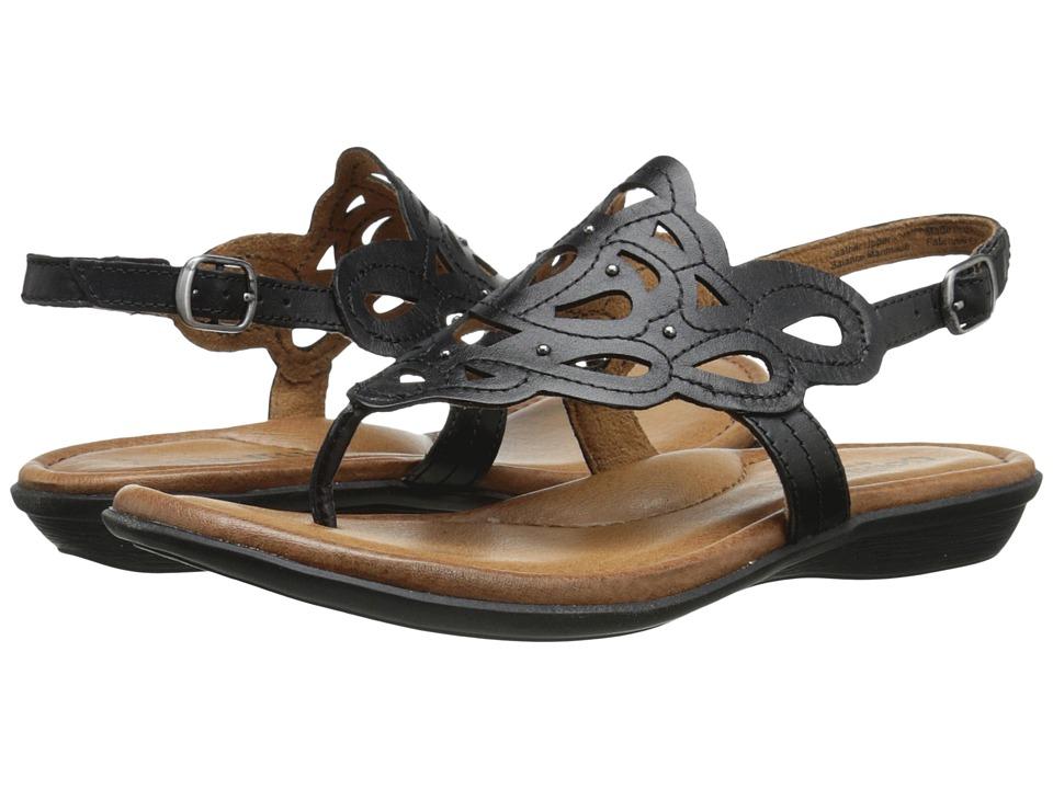 Rockport Cobb Hill Collection - Cobb Hill Jada (Black) Women's Sandals