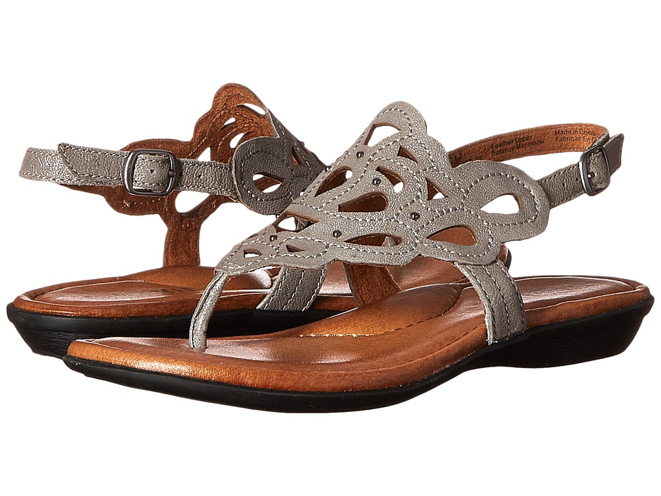 Rockport Cobb Hill Collection - Cobb Hill Jada (Pewter) Women's Sandals