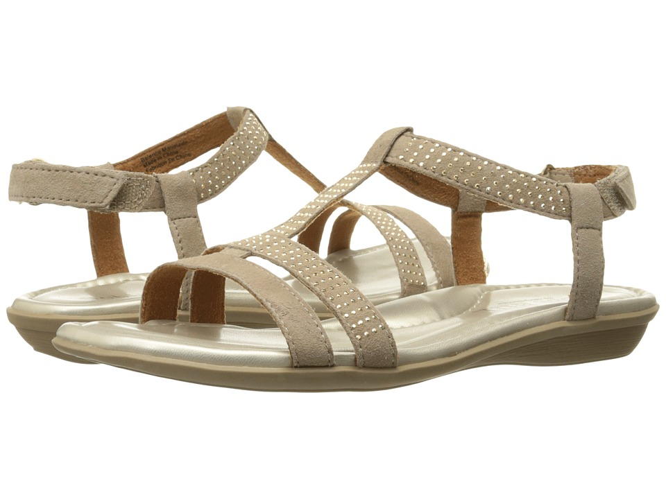 Rockport Cobb Hill Collection - Cobb Hill Julie (Champagne) Women's Sandals