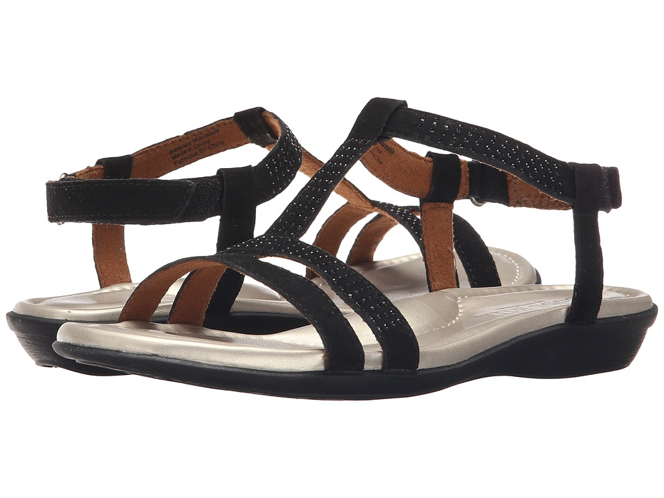 Rockport Cobb Hill Collection - Cobb Hill Julie (Black) Women's Sandals