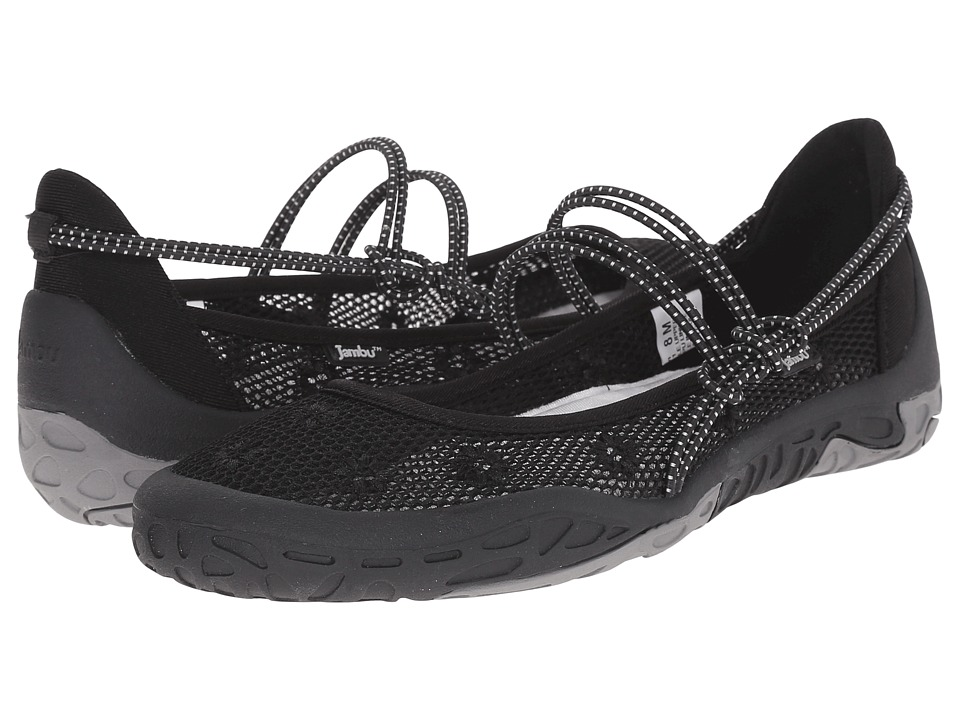 Jambu - Kiwi (Black) Women's Shoes
