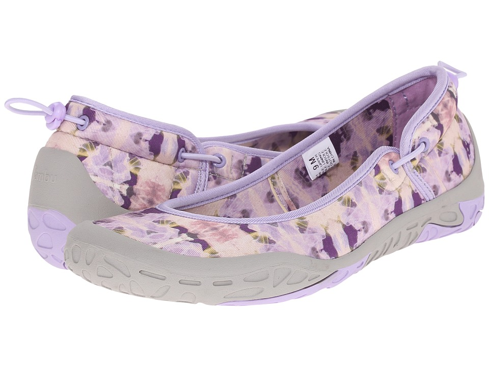 Jambu - Hush (Lavender Multi) Women's Shoes