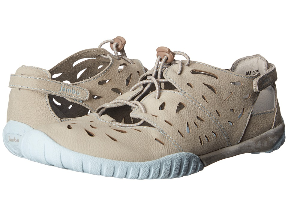 Jambu - Honey (Light Grey) Women's Shoes