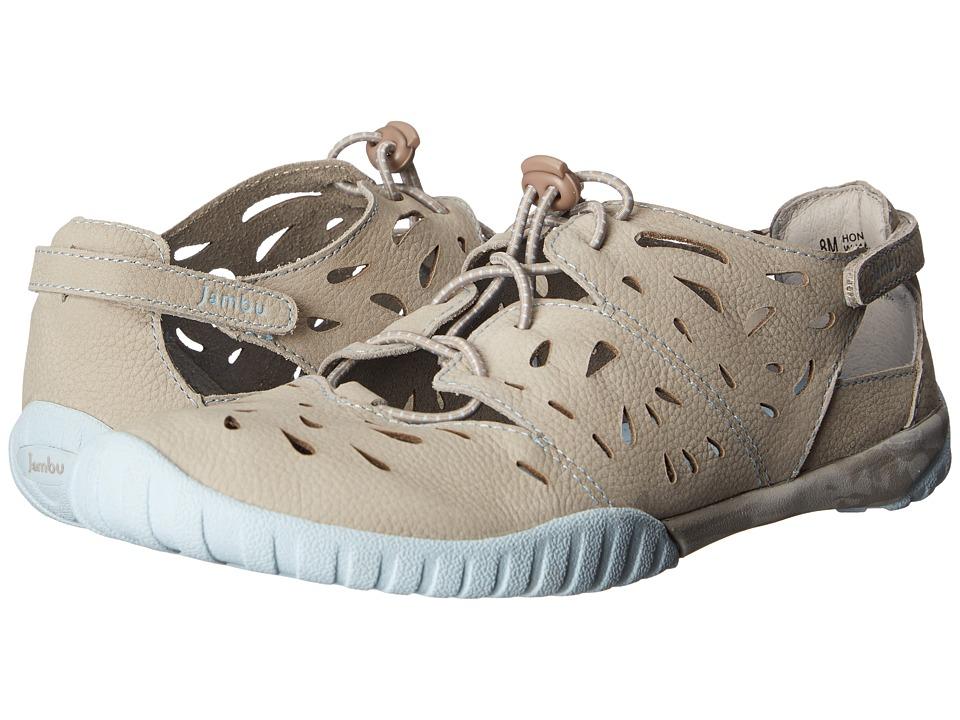 Jambu - Honey (Light Grey) Women's Shoes