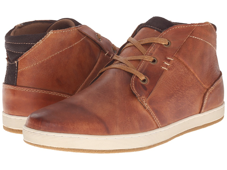 Steve Madden - Pycelle (Tan) Men's Lace-up Boots