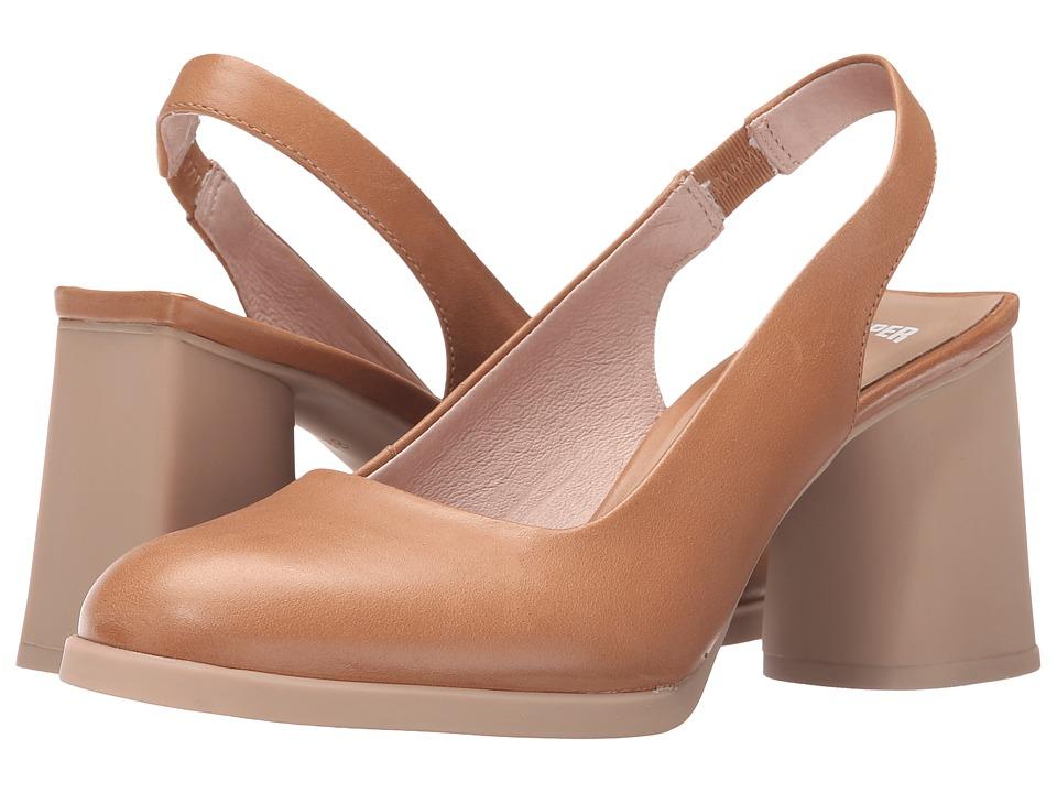 Camper - Lea - K200107 (Dark Beige) High Heels