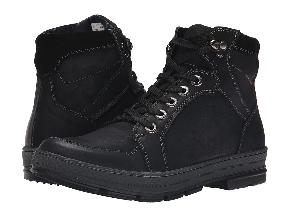 Steve Madden - Lennd (Black) Men