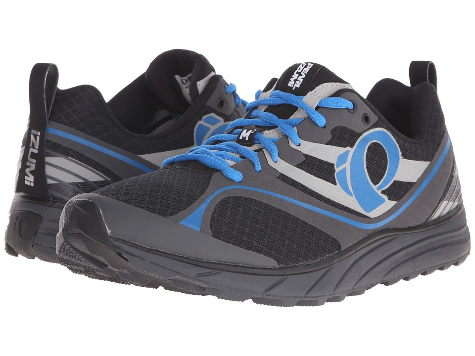 Pearl Izumi - EM Trail M 2 v2 (Black/Shadow Grey) Men's Running Shoes