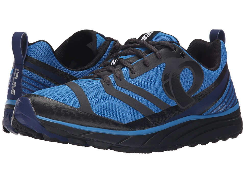 Pearl Izumi - EM Trail N 2 v2 (Black/Fountain Blue) Men's Running Shoes