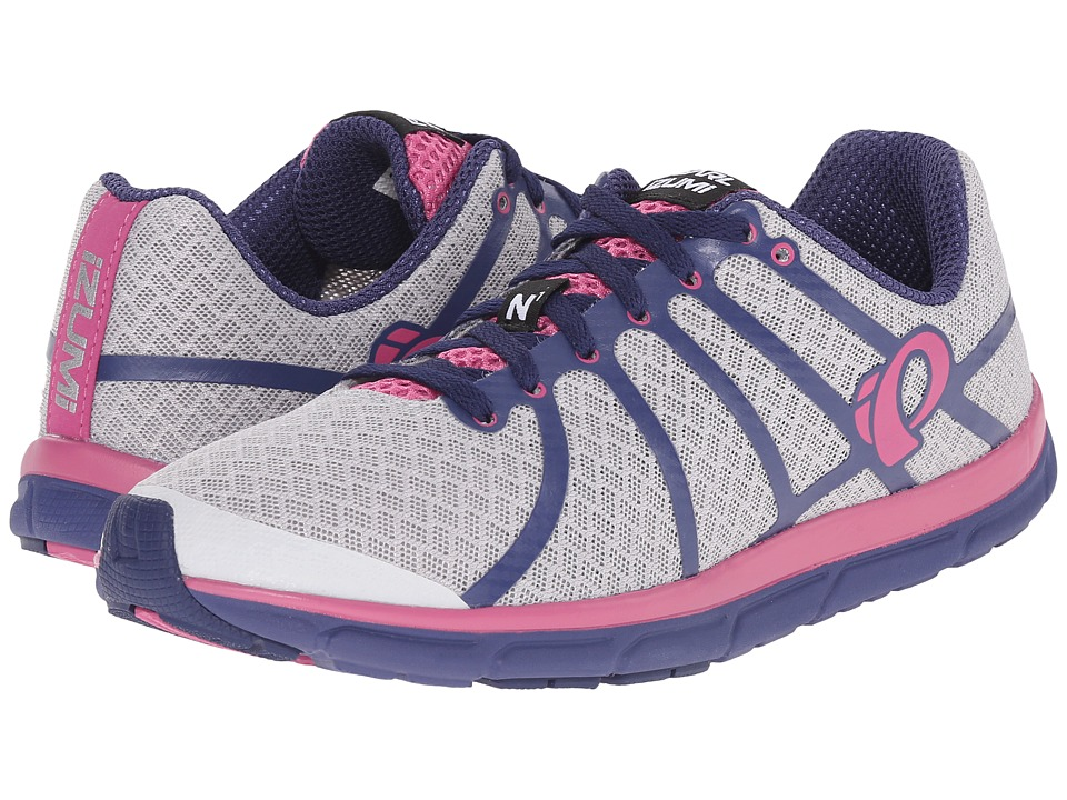 Pearl Izumi - Em Road N 1 v2 (Silver/Deep Indigo) Women's Running Shoes