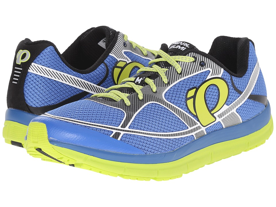 Pearl Izumi - Em Road M 2 v3 (Palace Blue/Black) Men's Running Shoes