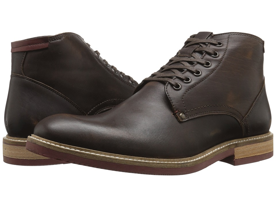 Steve Madden Bronsen (Brown Leather) Men