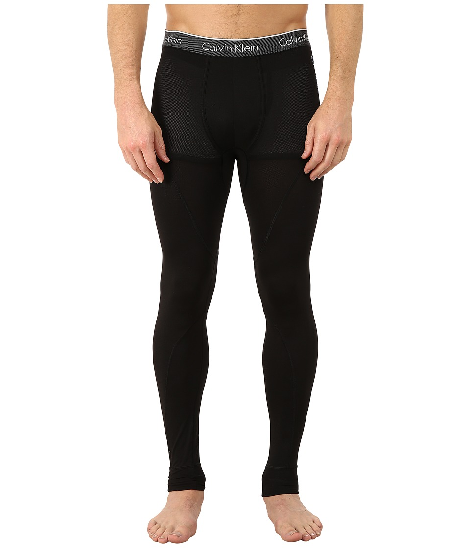 Calvin Klein Underwear - Air Micro Leggings (Black) Men's Casual Pants