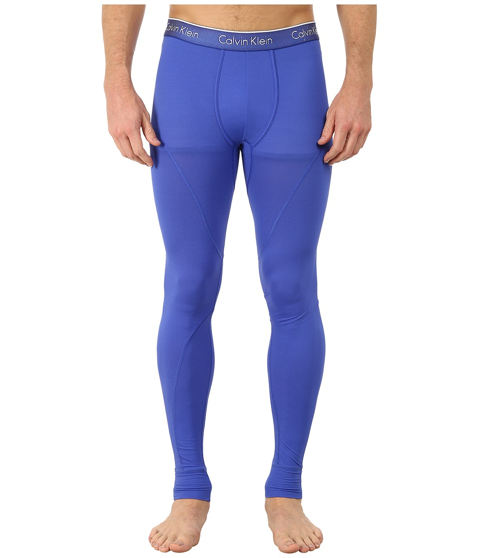 Calvin Klein Underwear - Air Micro Leggings (Cobalt Water) Men's Casual Pants