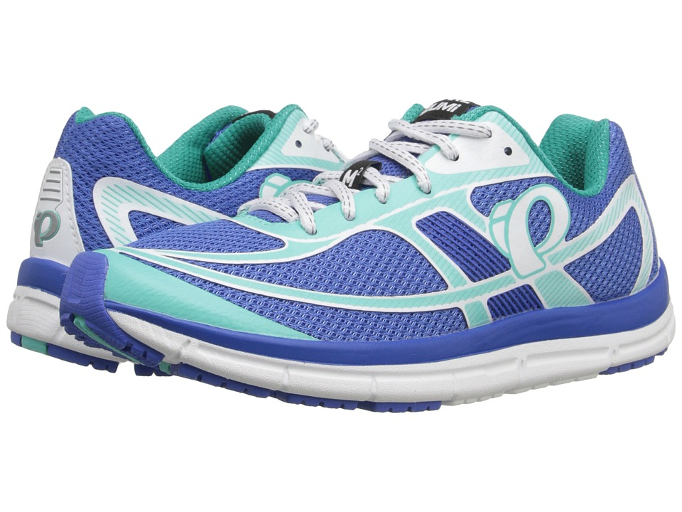 Pearl Izumi - EM Road M2 v3 (Palace Blue/White) Women's Running Shoes