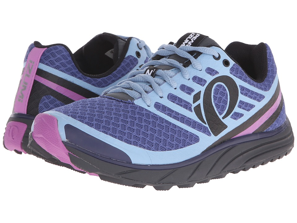 Pearl Izumi - EM Trail N 1 v2 (Deep Indigo/Shadow Grey) Women's Running Shoes