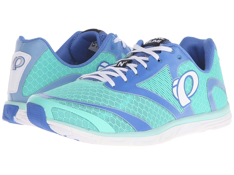Pearl Izumi - Em Road N 0 v2 (Aqua Mint/White) Women's Running Shoes